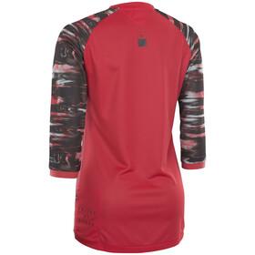ION Scrub AMP 3/4 Shirt Damen pink isback